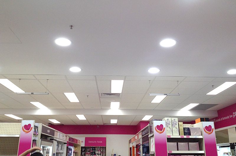 commercial lighting options